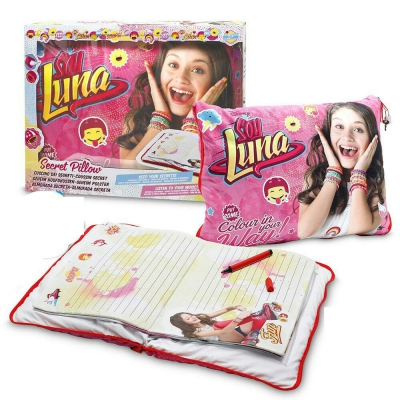 Soy Luna Secret Pillow