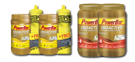 Ionťák Powerbar Isoactive