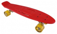 Pennyboardy Karnage Standard Retro Cruiser Red